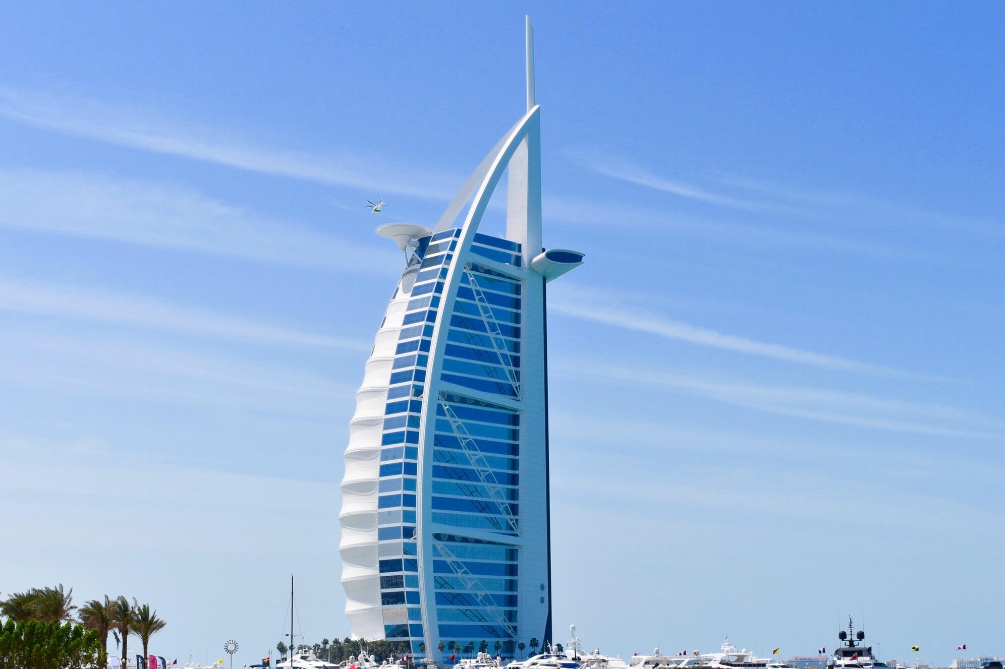 Burj al arab 7 experience daniel marin for Burj al arab reservation